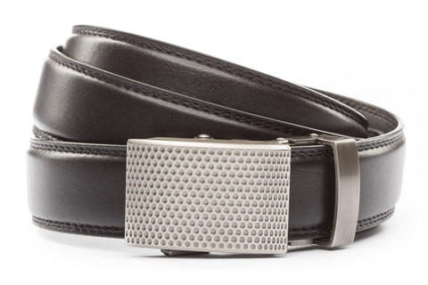 1-25-quot-anson-golf-buckle-in-gunmetal 1-25-quot-black-leather-strap