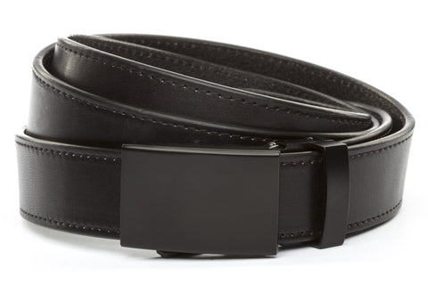 1-25-quot-classic-buckle-in-black 1-25-quot-black-vegetable-tanned-leather-strap