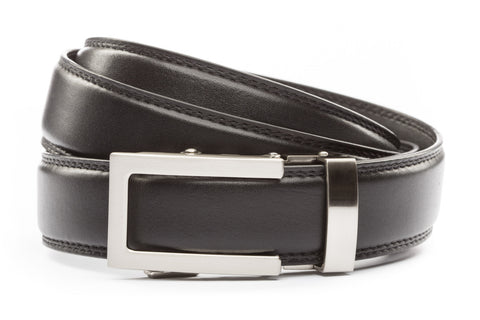 1-25-quot-traditional-buckle-in-silver 1-25-quot-black-leather-strap
