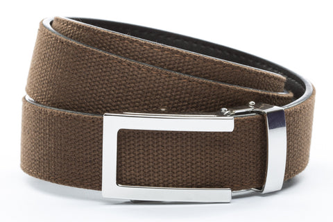 1-25-quot-nickel-free-traditional-buckle 1-25-quot-brown-canvas-strap
