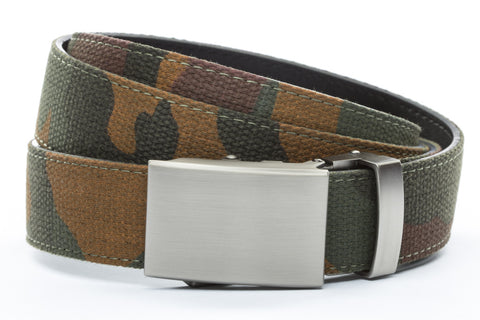 1-25-quot-classic-buckle-in-gunmetal 1-25-quot-camo-canvas-strap