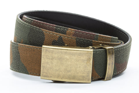 1-25-quot-classic-buckle-in-antiqued-gold 1-25-quot-camo-canvas-strap