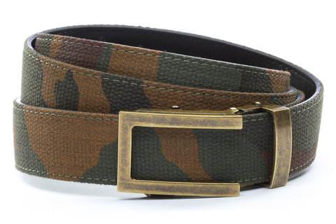 1-25-quot-traditional-buckle-in-antiqued-gold 1-25-quot-camo-canvas-strap