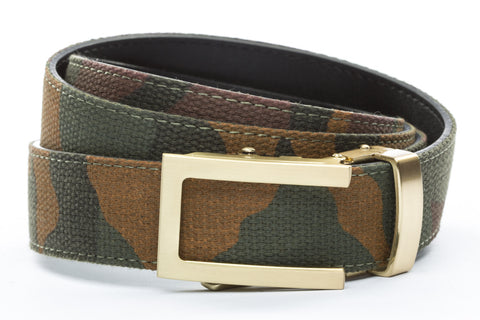 1-25-quot-traditional-buckle-in-gold 1-25-quot-camo-canvas-strap