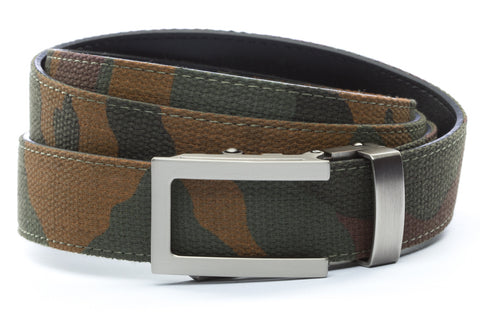 1-25-quot-traditional-buckle-in-gunmetal 1-25-quot-camo-canvas-strap