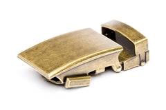 "1.25"" Classic Buckle in Antiqued Gold"