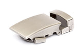 "**FACTORY SECOND** 1.25"" Classic Buckle in Gunmetal"