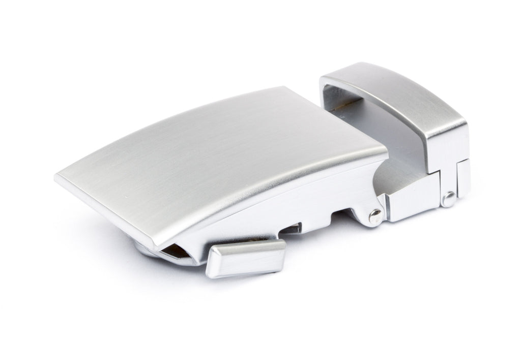 "1.25"" Classic Buckle in Silver"