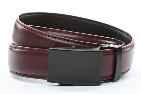 1-25-quot-classic-buckle-in-black 1-25-quot-cordova-leather-strap