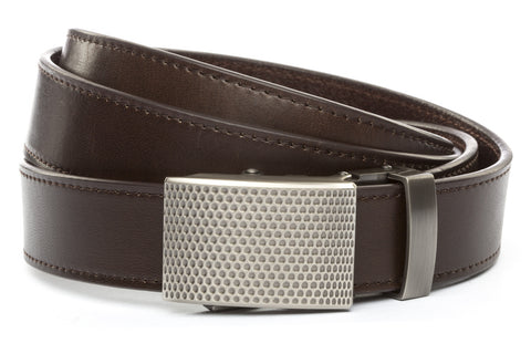 1-25-quot-anson-golf-buckle-in-gunmetal 1-25-quot-espresso-vegetable-tanned-leather-strap
