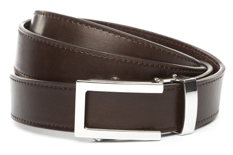 1-25-quot-nickel-free-traditional-buckle 1-25-quot-espresso-vegetable-tanned-leather-strap