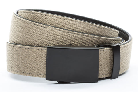 1-25-quot-classic-buckle-in-black 1-25-quot-khaki-canvas-strap