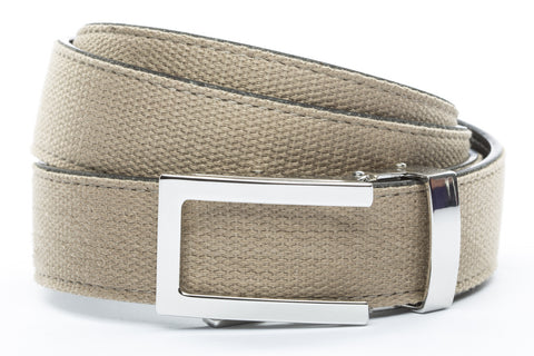 1-25-quot-nickel-free-traditional-buckle 1-25-quot-khaki-canvas-strap