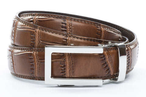 1-25-quot-nickel-free-traditional-buckle 1-25-quot-light-brown-faux-croc-strap