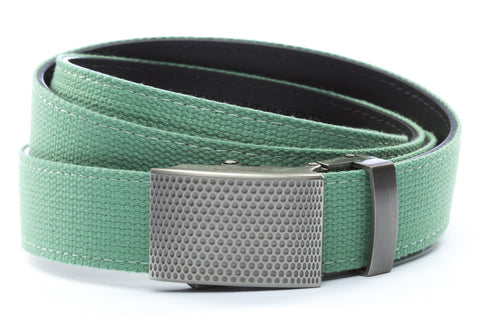 1-25-quot-anson-golf-buckle-in-gunmetal 1-25-quot-lime-canvas-strap