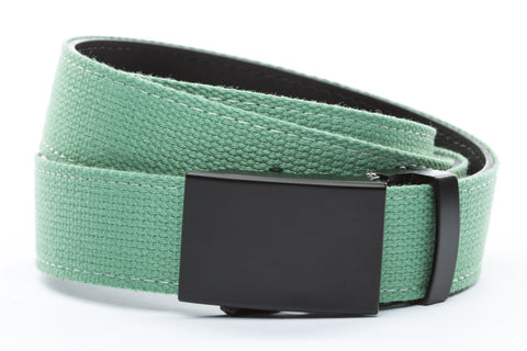 1-25-quot-classic-buckle-in-black 1-25-quot-lime-canvas-strap