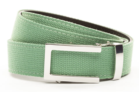 1-25-quot-nickel-free-traditional-buckle 1-25-quot-lime-canvas-strap