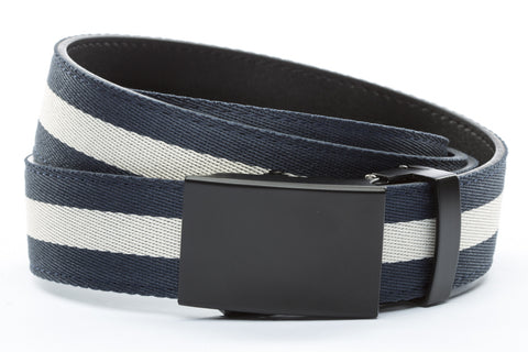 1-25-quot-classic-buckle-in-black 1-25-quot-navy-white-stripe-cloth-strap