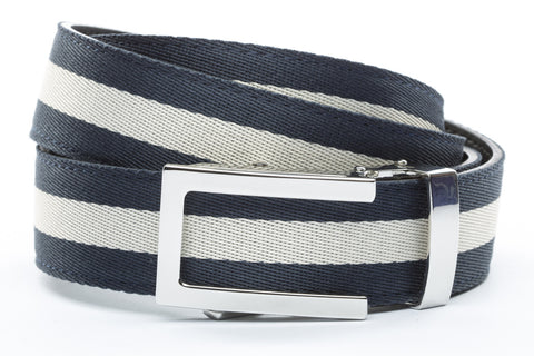 1-25-quot-nickel-free-traditional-buckle 1-25-quot-navy-white-stripe-cloth-strap