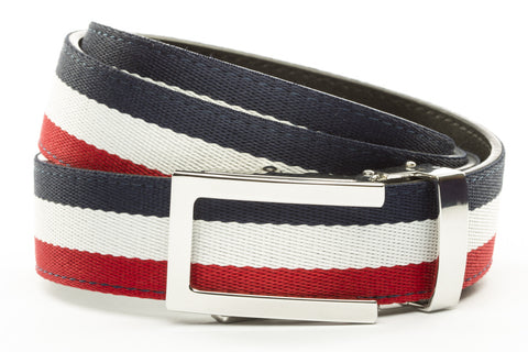 1-25-quot-nickel-free-traditional-buckle 1-25-quot-red-white-blue-cloth-strap