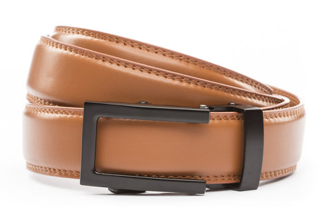 1-25-quot-traditional-buckle-in-black 1-25-quot-saddle-tan-leather-strap