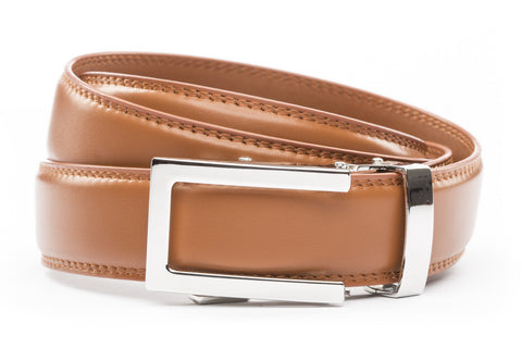 1-25-quot-nickel-free-traditional-buckle 1-25-quot-saddle-tan-leather-strap