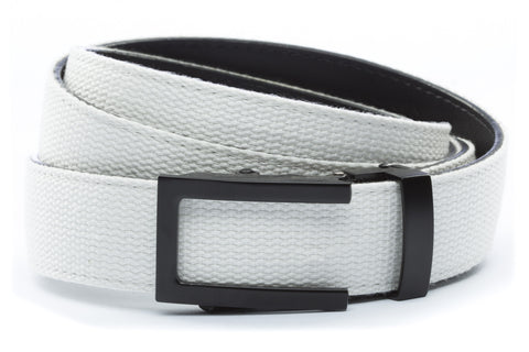 1-25-quot-traditional-buckle-in-black 1-25-quot-white-canvas-strap