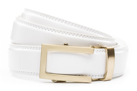 1-25-quot-traditional-buckle-in-gold 1-25-quot-white-leather-strap