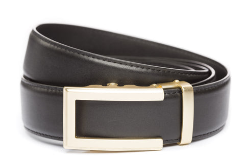 1-5-quot-traditional-buckle-in-gold 1-5-quot-black-leather-strap