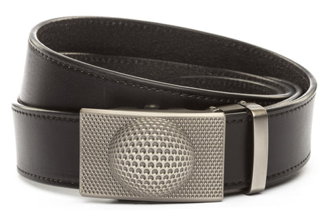 1-5-quot-anson-golf-buckle-in-gunmetal 1-5-quot-black-vegetable-tanned-leather-strap