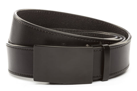 1-5-quot-classic-buckle-in-black 1-5-quot-black-vegetable-tanned-leather-strap