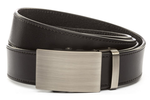 1-5-quot-classic-buckle-in-gunmetal 1-5-quot-black-vegetable-tanned-leather-strap