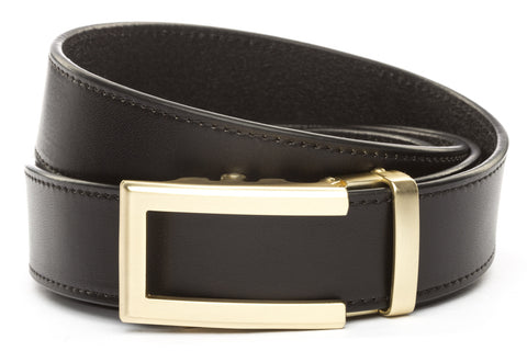 1-5-quot-traditional-buckle-in-gold 1-5-black-vegetable-tanned-leather
