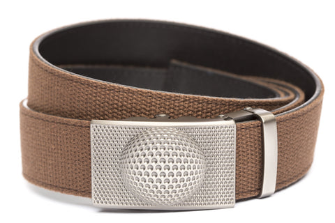 1-5-quot-anson-golf-buckle-in-gunmetal 1-5-quot-brown-canvas-strap