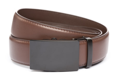 1-5-quot-classic-buckle-in-black 1-5-quot-chocolate-leather-strap
