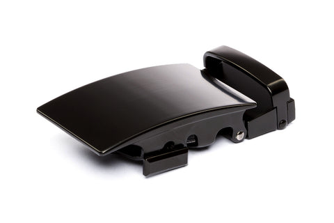 "1.5"" Classic Buckle in Black - Anson Belt & Buckle"