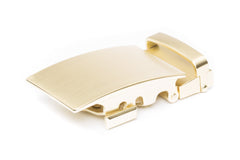 "1.5"" Classic Buckle in Matte Gold"