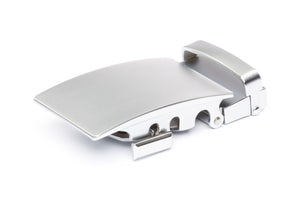 "1.5"" Classic Buckle in Silver - Anson Belt & Buckle"