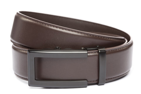 1-5-quot-traditional-buckle-in-black 1-5-quot-dark-brown-leather-strap