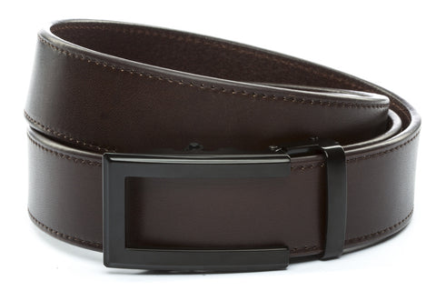 1-5-quot-traditional-buckle-in-black 1-5-quot-espresso-vegetable-tanned-leather-strap