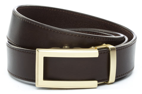 1-5-quot-traditional-buckle-in-gold 1-5-quot-espresso-vegetable-tanned-leather-strap