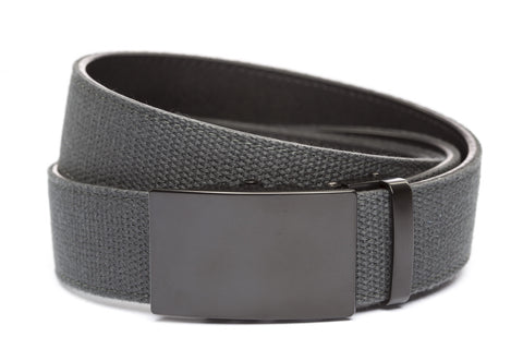 1-5-quot-classic-buckle-in-black 1-5-quot-graphite-canvas-strap