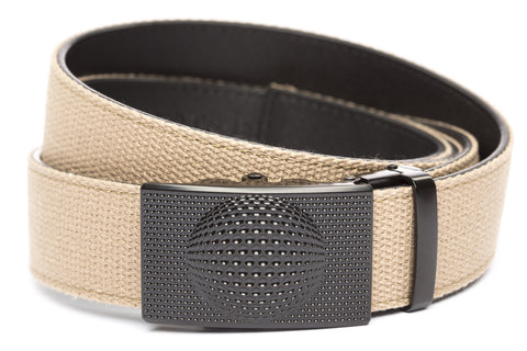 1-5-quot-anson-golf-buckle-in-black 1-5-quot-khaki-canvas-strap