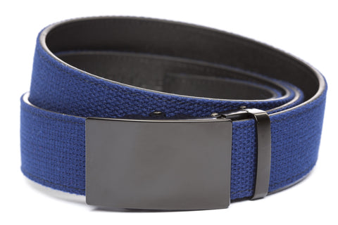 1-5-quot-classic-buckle-in-black 1-5-quot-navy-canvas-strap