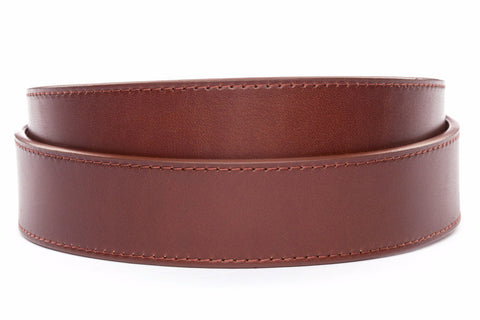 "1.5"" Picante Vegetable Tanned Leather Strap - Anson Belt & Buckle"