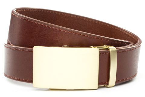 1-5-quot-classic-buckle-in-matte-gold 1-5-quot-picante-vegetable-tanned-leather-strap