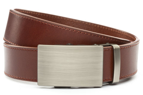 1-5-quot-classic-buckle-in-gunmetal 1-5-quot-picante-vegetable-tanned-leather-strap