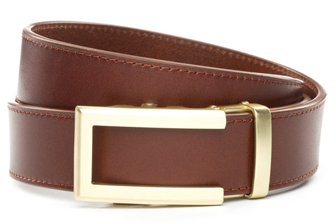 1-5-quot-traditional-buckle-in-gold 1-5-quot-picante-vegetable-tanned-leather-strap