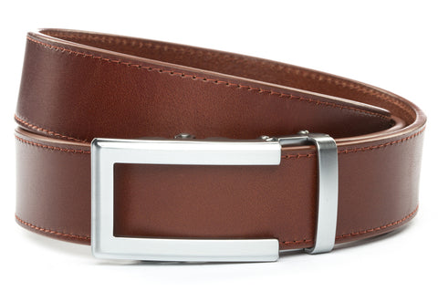 1-5-quot-traditional-buckle-in-silver 1-5-quot-picante-vegetable-tanned-leather-strap