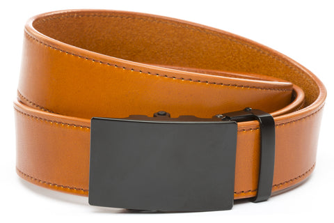 1-5-quot-classic-buckle-in-black 1-5-saddle-tan-vegetable-tanned-leather